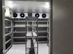 2~8℃GSP药品冷库设计建造设备选择?