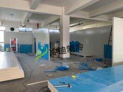 <b>上海定制400㎡大型生鲜配送电商冷藏库建造预算</b>