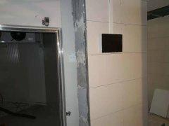 <b>南京20m³医药恒温冷藏室(GSP检测试剂冷库)安装</b>