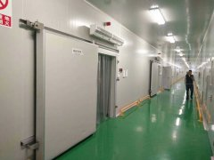 <b>GSP血战医药血液冷库(低温冷藏室)安装设计</b>
