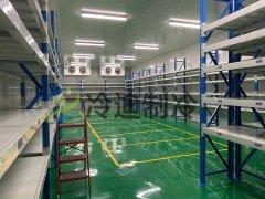 上海沃凯生物国药医药试剂冷库安装项目