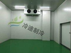 上海璟欣食品-18℃低温冷冻库设计建造