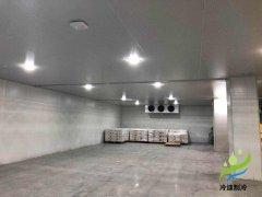 上海庆翼-18℃小型低温餐饮冷冻库建造