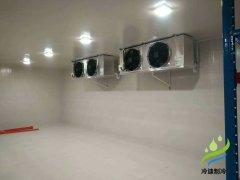 安装设计一个-20℃冷冻库每平方米的造价多少钱