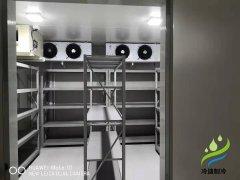 农村设计建造100t菌类蔬菜保鲜冷藏库安装费用?