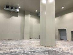 1万吨大型冷冻库建造投资「冷冻库设计安装价格」