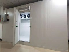 【冷冻库设计安装】低温食品原料冷库的仓储规范