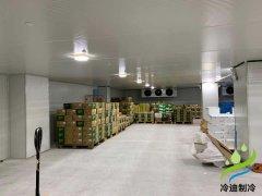 上海水果保鲜库20平方需要多少钱【冷藏库设计安装】