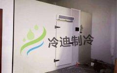 上海夜味烊-18度食堂餐饮小型冷冻库设计