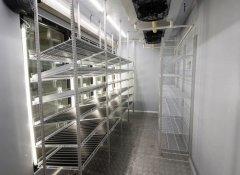 [医药冷库建造]安装2至8度药品后补式冷藏库多少钱一平