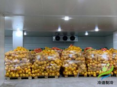 [冷藏冷库安装设计费用]10平方水果保鲜库造价