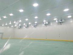 【冷冻库设计安装费用】低温海鲜冷库建造每平方米的造价