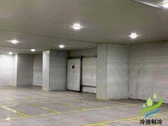 100平米低温冷库预算,-18度冷冻冷库安装费用计算