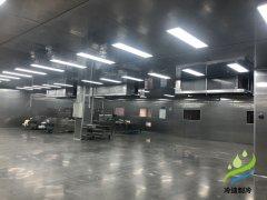 上海建造200㎡食品冷藏库(冷库安装设计)价格