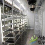 上海20平试剂医药冷库安装建造费用需要多少钱?