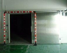 不锈钢冷库电动平移门